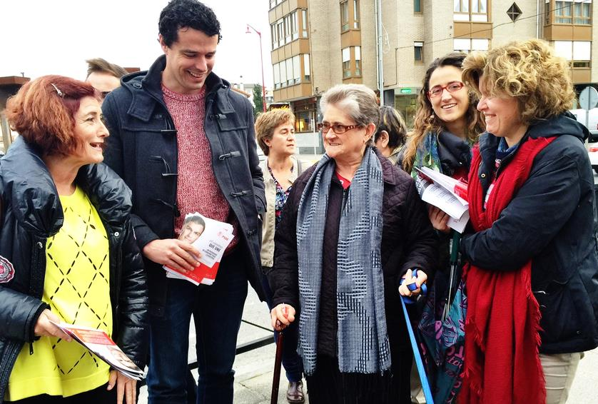 Puerto Gallego anuncia planes del PSOE para el retorno de 10.000 investigadores jóvenes