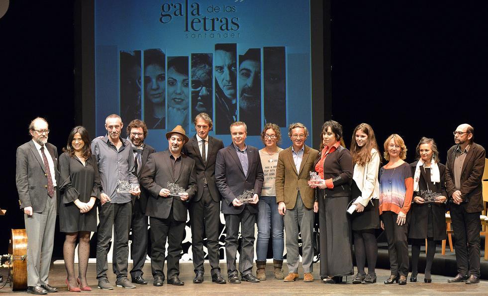 Santander rinde homenaje a las letras