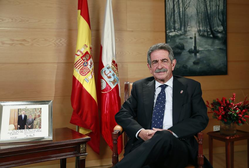 Mensaje de Navidad del Presidente de Cantabria, Miguel Ángel Revilla