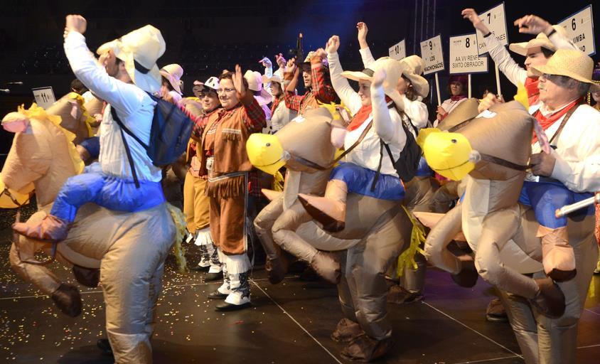 Carnaval de Santander / Foto: archivo