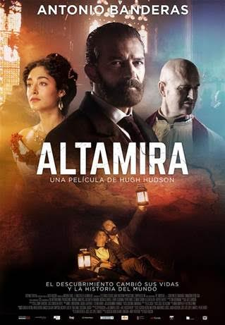 El Palacio de Festivales acogerá mañana el estreno de la película 'Altamira', con Antonio Banderas