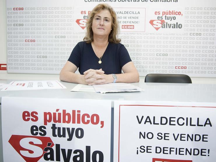 Asunción Ruiz / CC OO