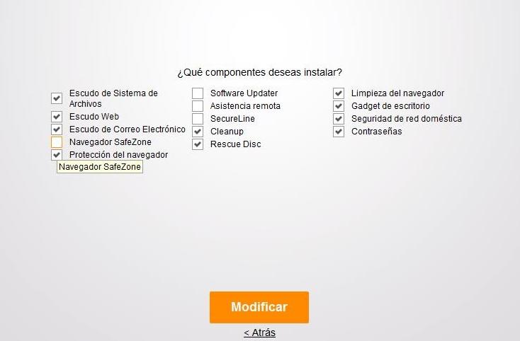 Desinstalar Avast! Safezone Browser es muy sencillo.