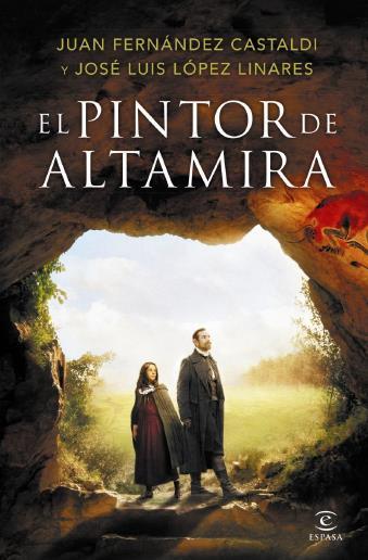 """El 24 de mayo sale a la venta la novela """"El pintor de Altamira"""""""