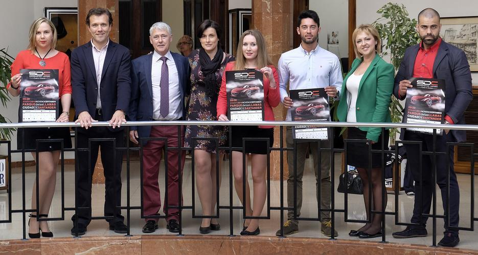 Santander acogerá la IX edición de Superdeportivos Cantabria