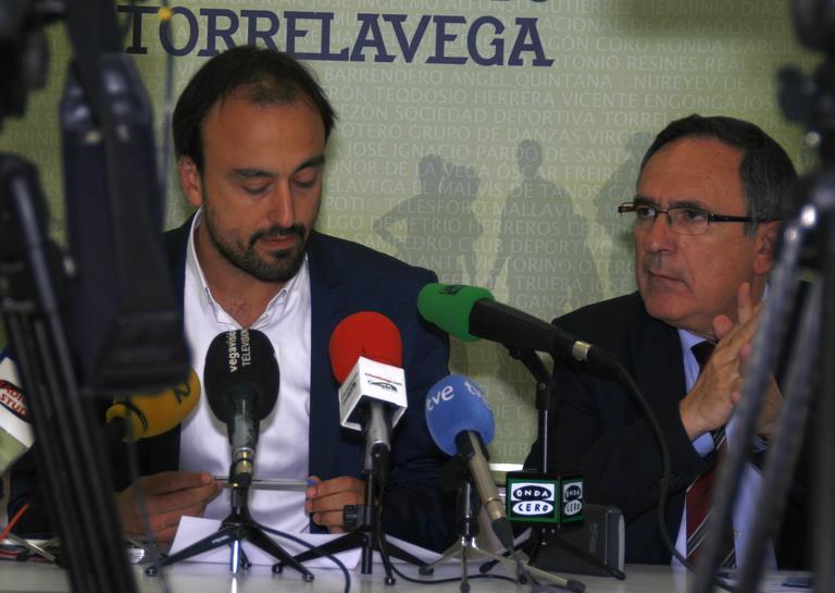 Javier López Estrada y José Manuel Cruz Viadero / Archivo