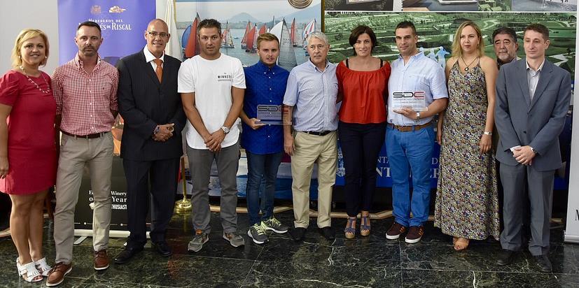 Sergio Iturbe y Unai García, premios de Fotografía y Vídeo de Superdeportivos Cantabria