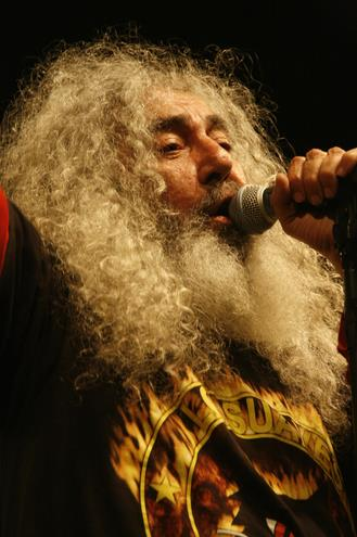 Yosi, cantante de Los Suaves, ingresado tras una caída durante el concierto en Santander / Foto: archivo CANTABRIA DIARIO