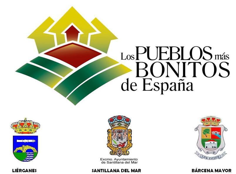 """Santillana del Mar, Bárcena Mayor y Liérganes unen fuerzas como """"Los pueblos más bonitos"""""""