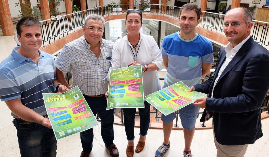 La Alameda celebra el sábado una jornada solidaria