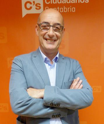 Félix Álvarez, 'Felisuco', nombrado portavoz de Ciudadanos en la Comisión de Cultura del Congreso