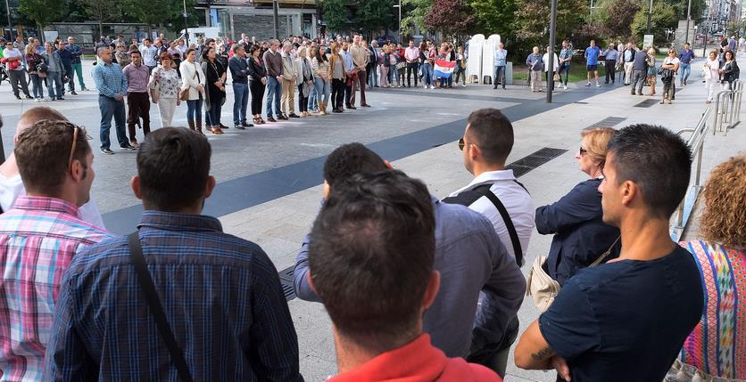 Santander guarda un minuto de silencio por las víctimas del accidente de El Faro
