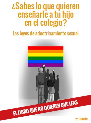 Hazte Oír envía a Cantabria el polémico libro rechazado por el colectivo LGTB