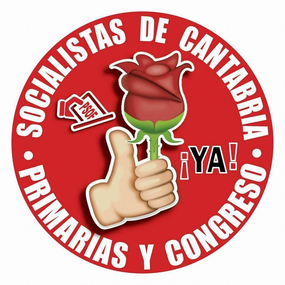 """""""Plataforma Socialista Cántabra Primarias y Congreso YA"""""""