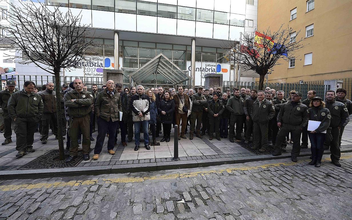 """Agentes forestales exigen medidas de protección para evitar sucesos """"tan brutales"""" como el de Lleida"""