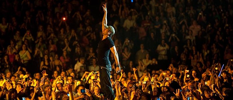 Mañana salen a la venta las últimas entradas para el concierto de Enrique Iglesias en Santander