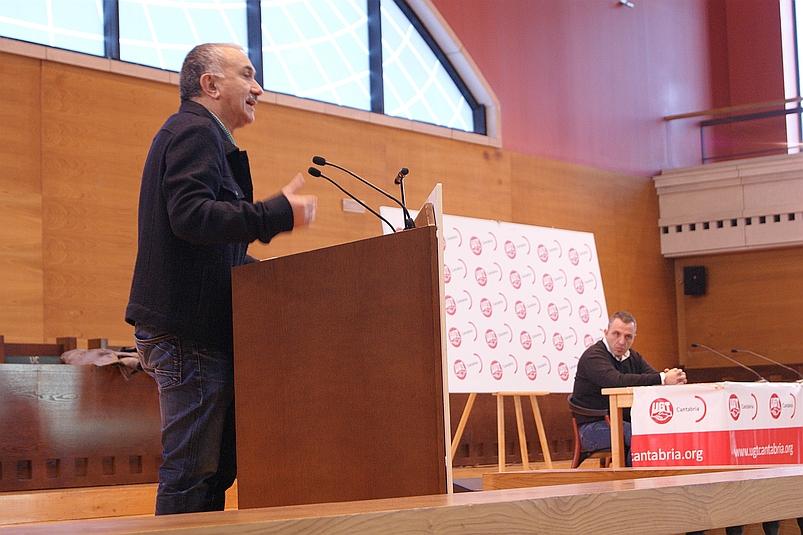 """El líder de UGT cuestiona """"la voluntad de diálogo"""" del Gobierno español porque """"sigue pensando en clave de mayoría absoluta"""""""