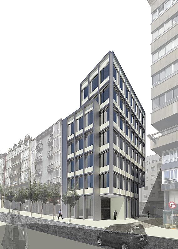 El proyecto básico para la construcción de un edificio municipal de uso administrativo en la calle La Paz comenzará a redactarse en este mes