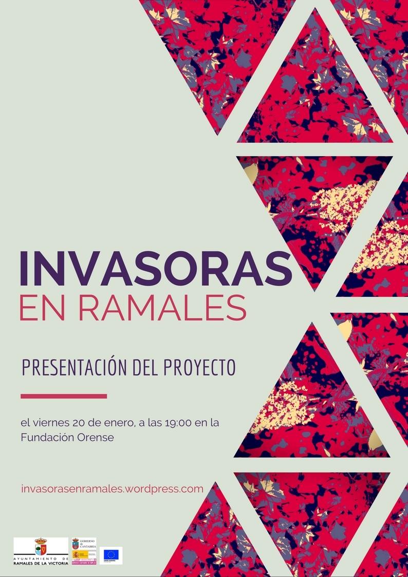 """Ramales de la Victoria presenta el proyecto """"Invasoras en Ramales"""""""