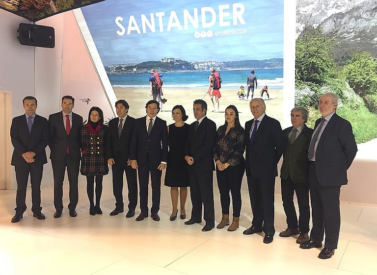 Santander acogerá en junio la final de la Copa del Mundo de vela