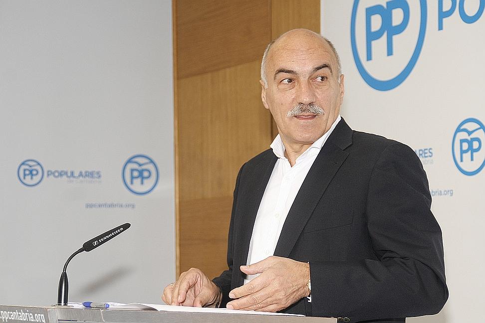 Dimite Santiago Recio y anuncia que estará en la candidatura de Ignacio Diego para presidir el PP