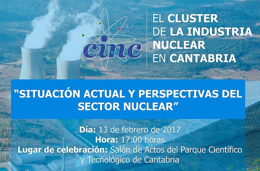 El PCTCAN acogerá una jornada informativa sobre energía nuclear
