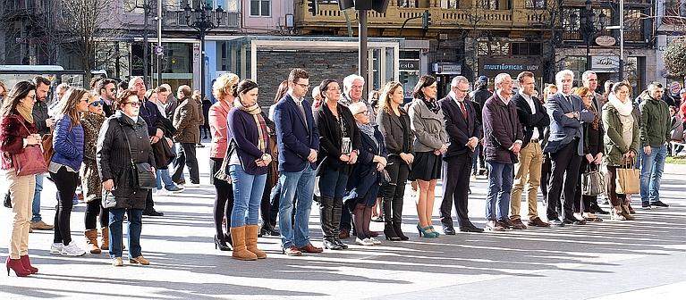 Santander muestra su repulsa por el nuevo asesinato de una mujer