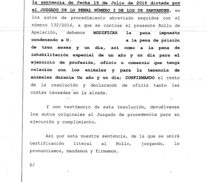 Condenado por vender entradas falsas para una fiesta de Nochevieja en Santander
