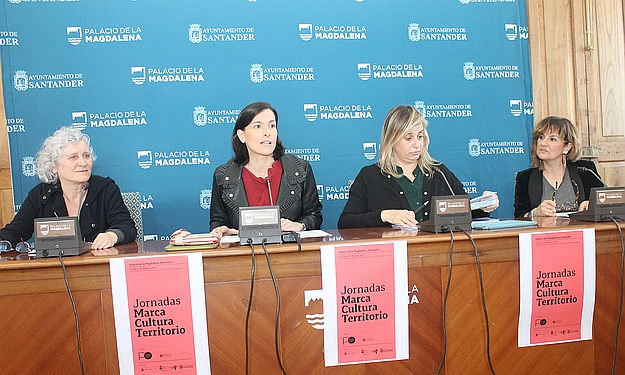 Presentadas las I Jornadas 'Marca Cultura Territorio'