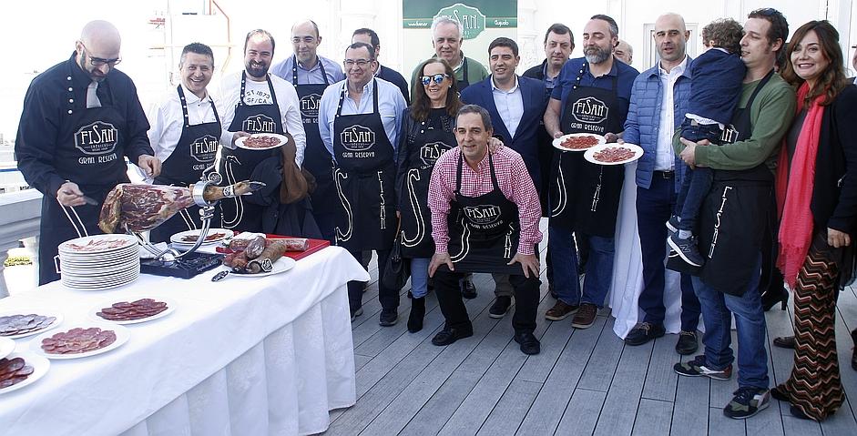 Mañana arrancan las Jornadas Gastronómicas de Bellota FISAN