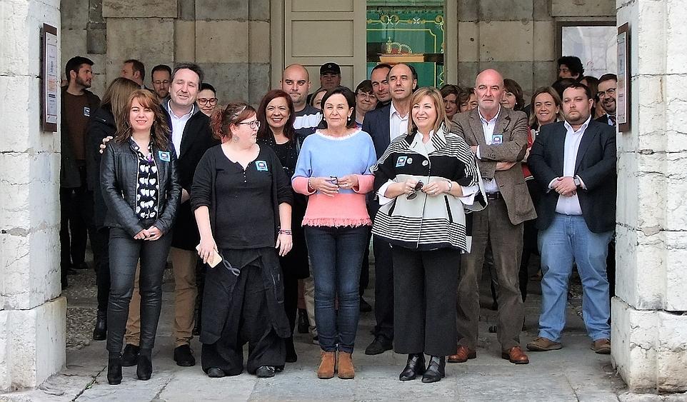 El Parlamento de Cantabria se suma al Día Internacional de la Mujer
