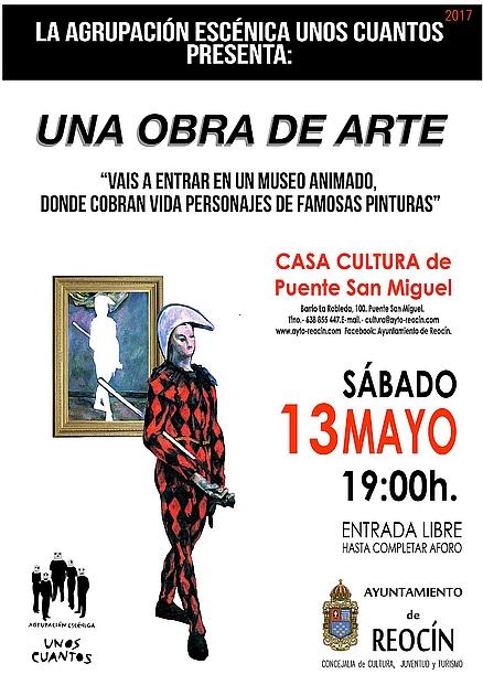 """""""Unos cuantos"""" abre su museo animado en Puente San Miguel y en Orejo"""