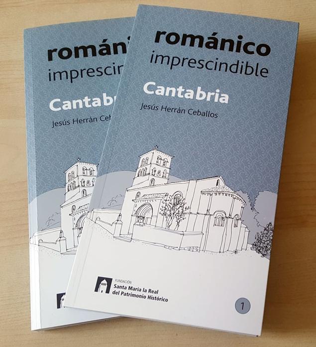 La guía sobre el románico imprescindible de Cantabria se presenta en el Ateneo de Santander