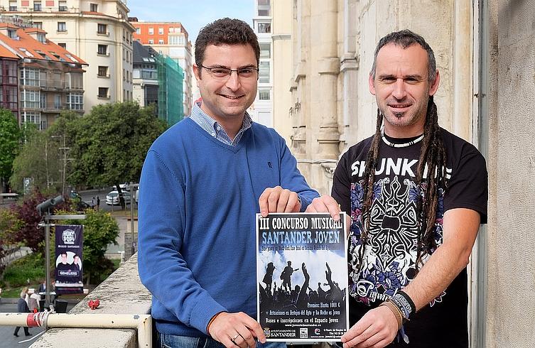 Santander busca a la mejor banda local joven