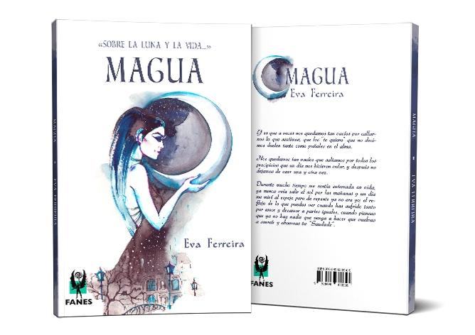 La joven escritora Eva Ferreira presenta su poemario «Magua»