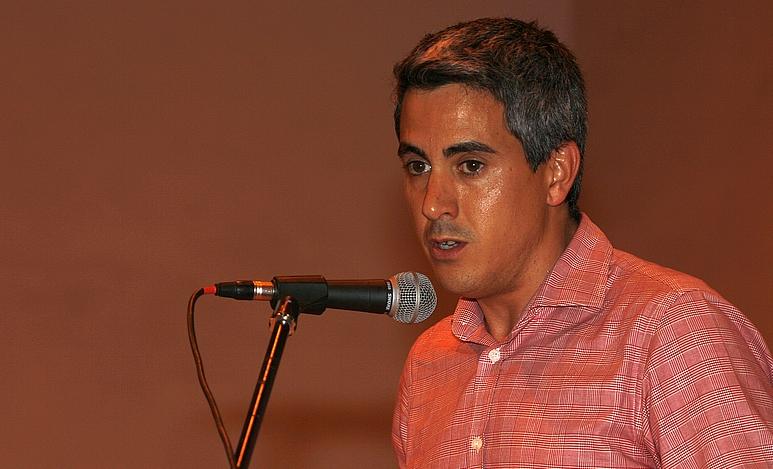 Pablo Zuloaga se postula para liderar el PSOE de Cantabria, apoyado por Ferraz -Pablo Zuloaga, 19 de junio de 2017 - (C) David Laguillo - CANTABRIA DIARIO