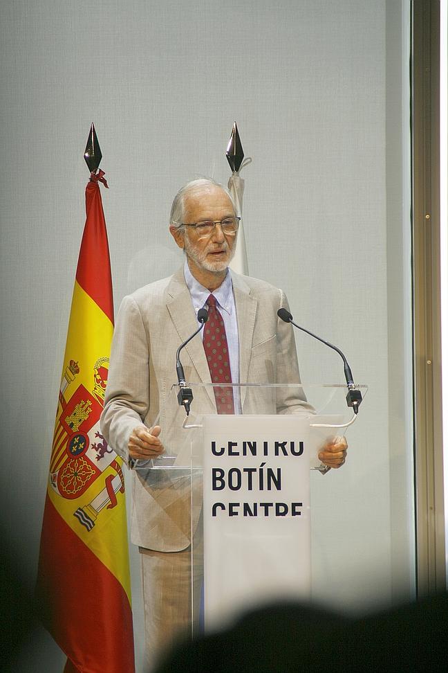 Renzo Piano, 23 de junio de 2017 (C) CANTABRIA DIARIO - David Laguillo