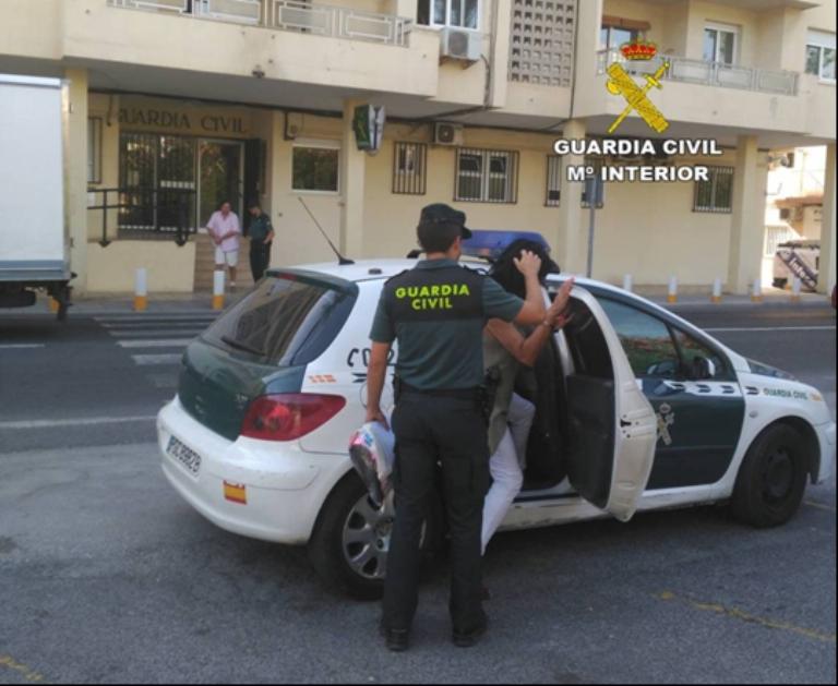 Detenidas en Alicante dos personas que exigían 100.000 euros para no difundir imágenes sexuales de un empresario