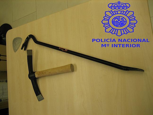 Dos detenidos por robo con fuerza en varios establecimientos de hostelería