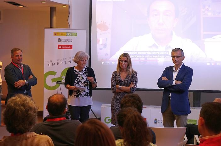 Coworking Santander llega al ecuador de la segunda edición del programa