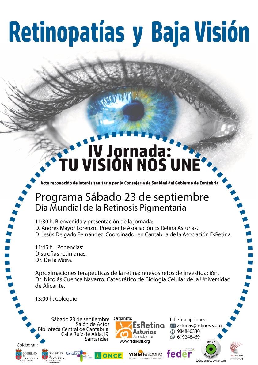 """La Biblioteca Central acoge la IV Jornada """"Tu visión nos une"""""""