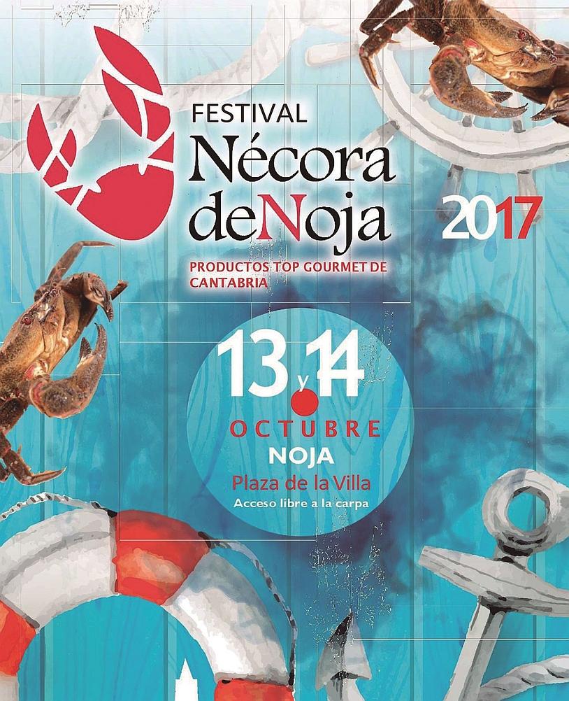 Noja celebra el VI Festival de la nécora