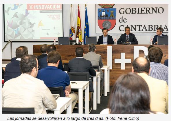"""Martín destaca que el incremento en el presupuesto de Innovación servirá de """"tabla de salvación"""" para muchas empresas"""