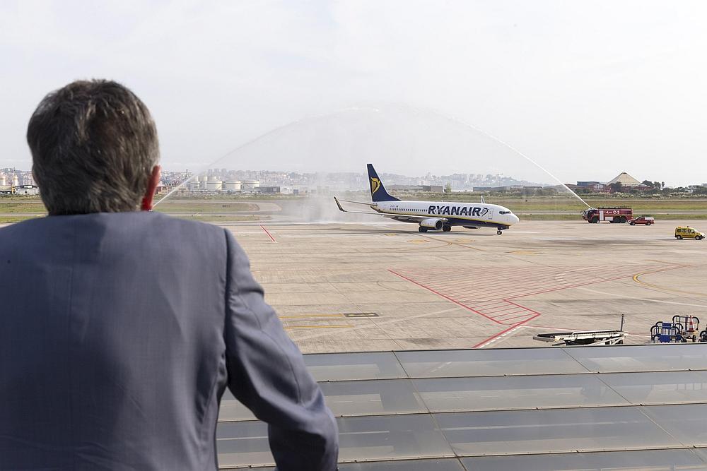 Cantabria recibirá el lunes el primer vuelo regular procedente de Marruecos