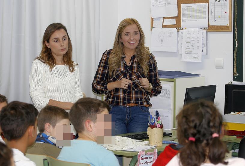 Comienzan las charlas sobre Igualdad y Contra la Violencia de Género en colegios e institutos de la Mancomunidad Altamira-Los Valles