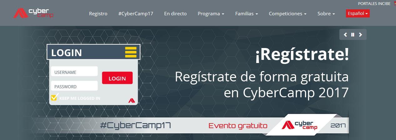 Llega CyberCamp 2017
