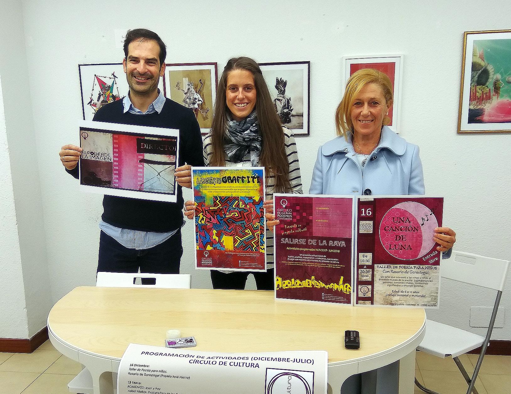 Podemos presenta la I edición del concurso de cortometrajes 'El poder de la imagen'