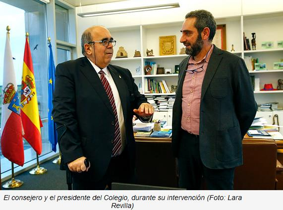 El Gobierno de Cantabria prepara una normativa para regular la figura del veterinario de explotación