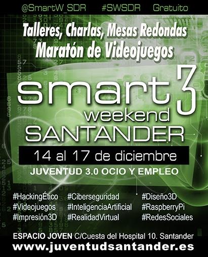 Llega el III Smart Weekend Santander