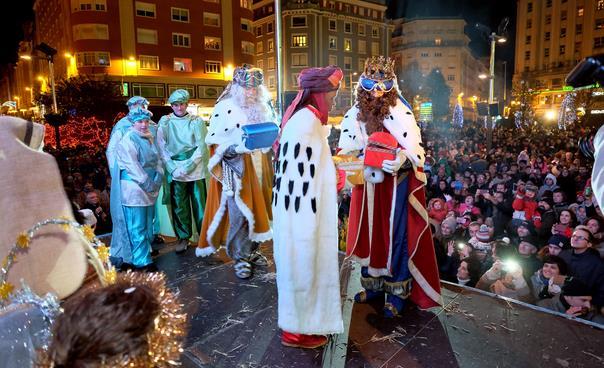 Santander pondrá en marcha desde primera hora de mañana viernes el dispositivo especial para la Cabalgata de Reyes